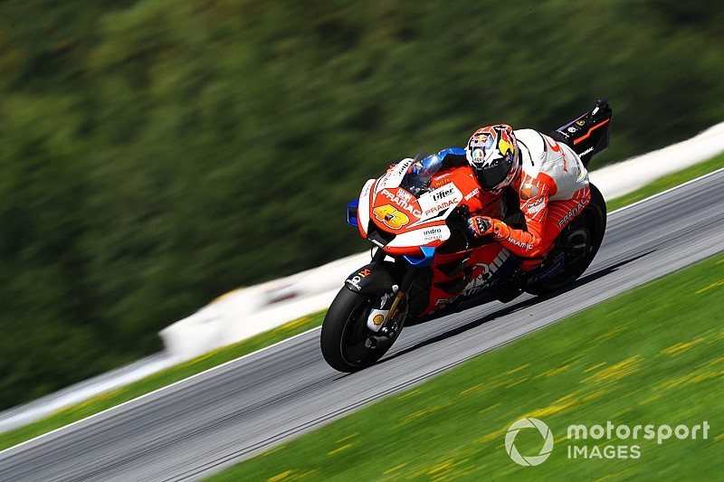 "Miller using Lorenzo/Ducati news ""as fuel"" in Austria"