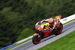 """Honda gaf Marquez boodschap mee voor kwalificatie: """"Geen fratsen"""""""