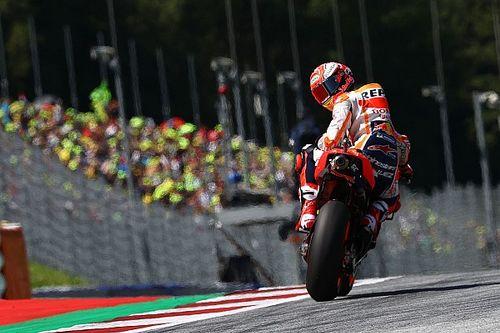 Marquez siap hadapi balapan basah