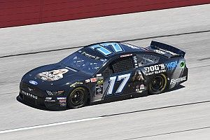 Ricky Stenhouse Jr. tops Larson in final Darlington Cup practice