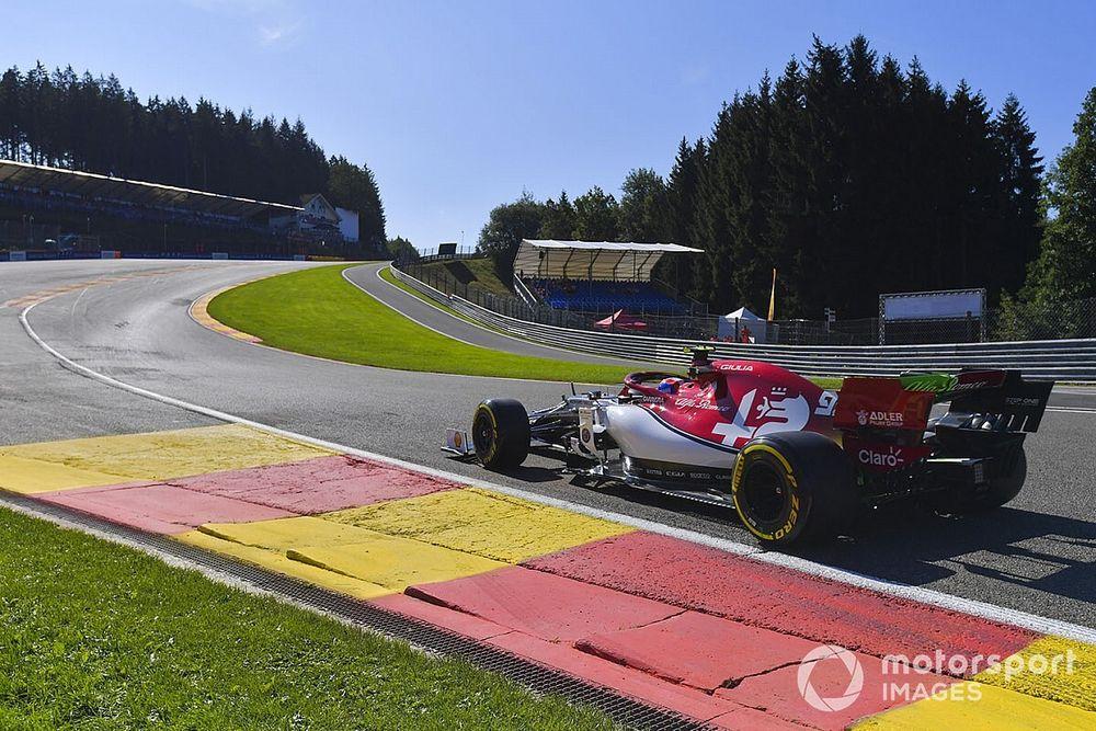 Alfa Romeo y Haas estrenan nuevo motor Ferrari