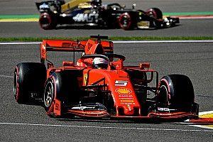 Veja como foi o treino classificatório para o GP da Bélgica