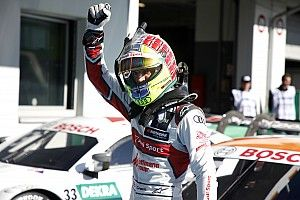 Nurburgring DTM: Green beats Rast to pole by 0.001s
