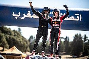 De Villiers y Haro ganan en Marruecos; Sainz, acaba remolcado