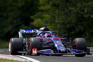 """Tost: """"Toro Rosso'nun görevi aynı kalacak"""""""