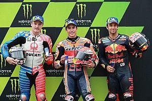 Starting Grid MotoGP Ceko 2019