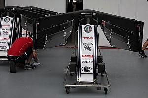 Alfa Romeo: l'ultimo flap è da alto carico
