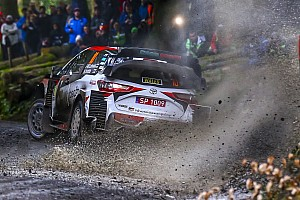 WRC, Rally Galles, PS7: Ogier si ripete. Latvala capotta!