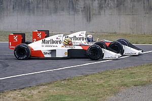 Flashback: The Prost/Senna collision that shook the world