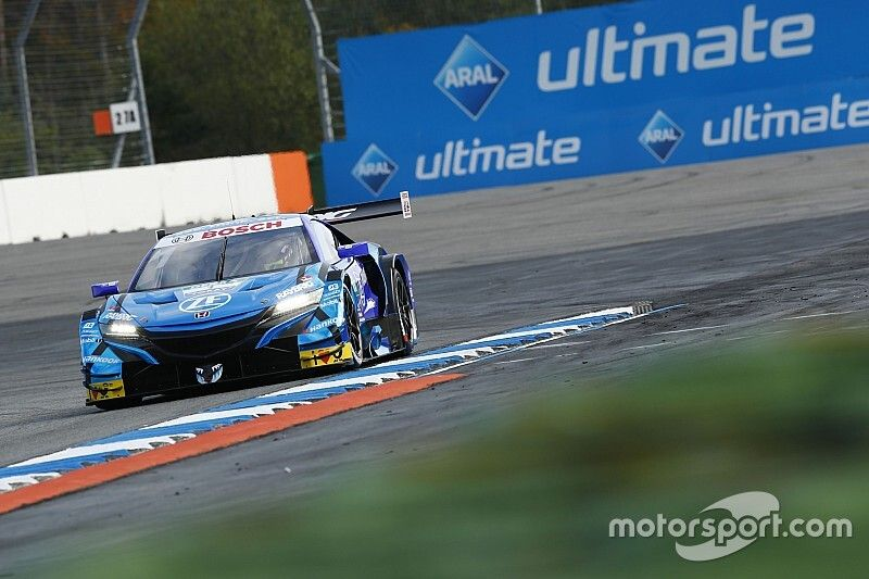 Why Button's DTM success chances are out of his hands