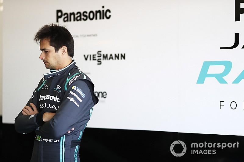Piquet Jr quitte Jaguar et la Formule E !