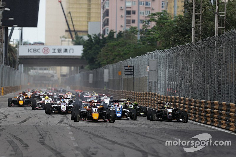 FIA F3 cars to contest Macau GP after track changes