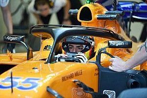 Sainz: evolução na Renault me ajudará na McLaren
