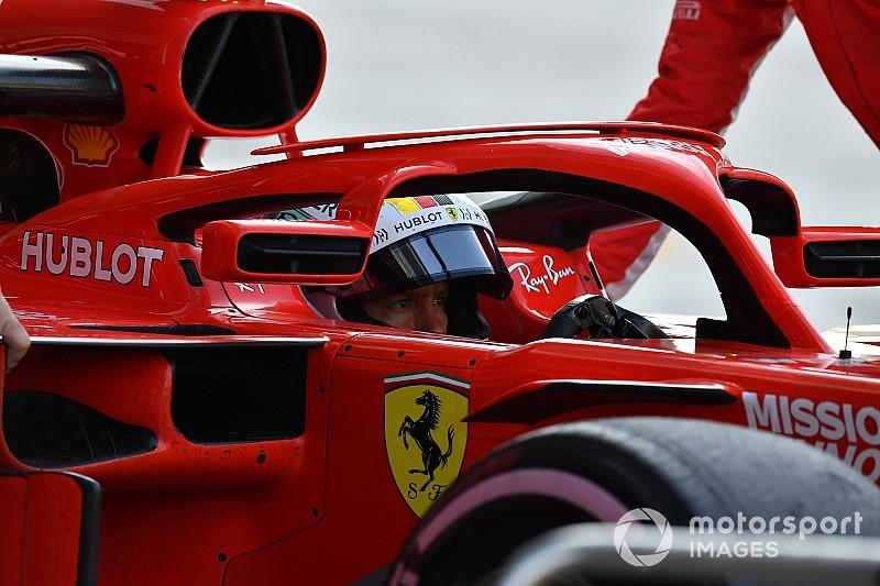"""Vettel: """"Sembra che la gamma delle mescole Pirelli si sia compattata maggiormente"""""""
