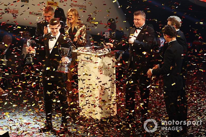 Autosport Awards: Tom Gamble se lleva el Premio McLaren Autosport BRDC