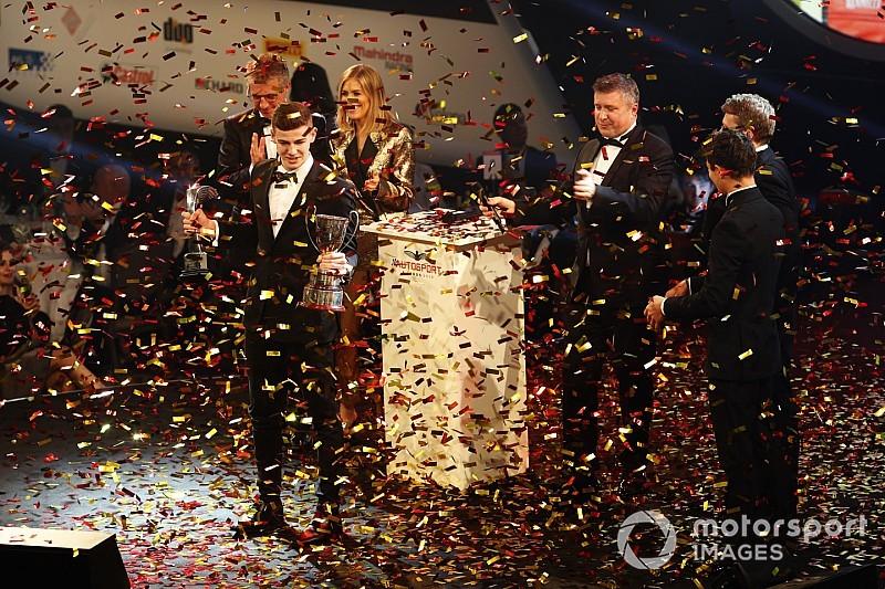 Величайшая ночь мира гонок – премия Autosport Awards собрала гоночное общество вместе