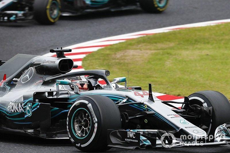 """Hamilton: Los neumáticos de F1 deberían ser """"tres pasos más suaves"""""""