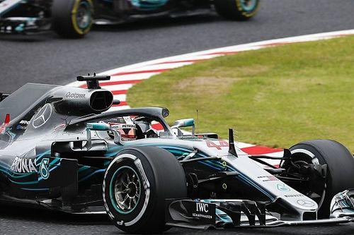 EL1 - Hamilton emmène un doublé Mercedes devant Ricciardo