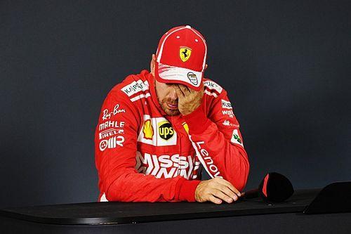 Vettel nagy jelenete a Mercedes főhadiszállásán Mexikóban: megtapsolták érte