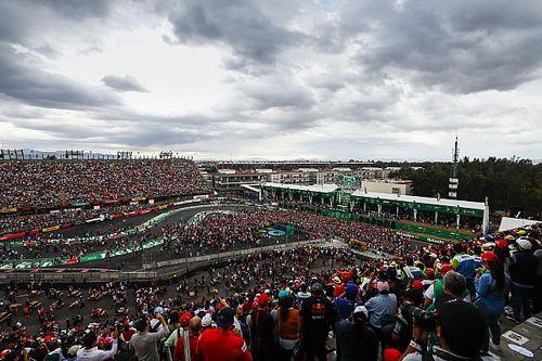 Gran Bretaña y México las carreras con mayores asistencias en la temporada 2018 de la F1