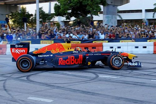 Miami F1 Festival thrills 80,000 fans