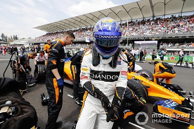 Alonso: Apesar do resultado, foi um dia mágico