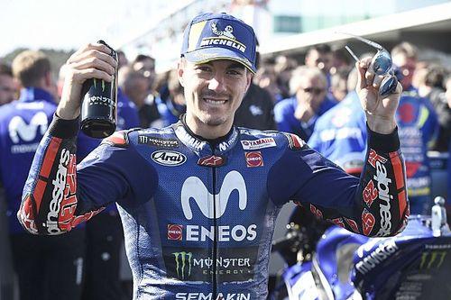 MotoGP Avustralya: Vinales, Yamaha'nın galibiyet hasretine son verdi!