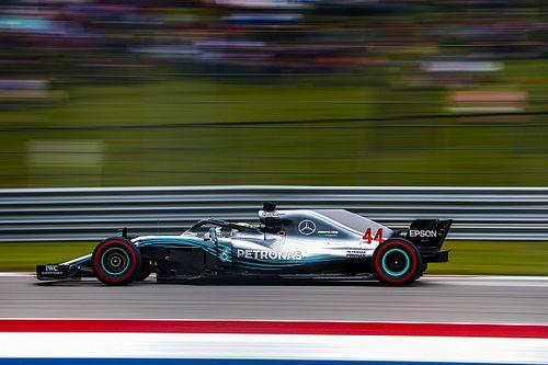 """Hamilton over 81ste pole: """"In laatste deel het verschil gemaakt"""""""