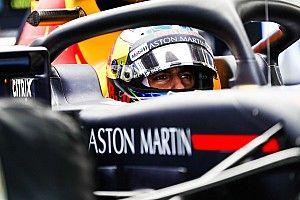 Ricciardo: Verstappen'in sıralama başarısı cesaretinden kaynaklanmıyor