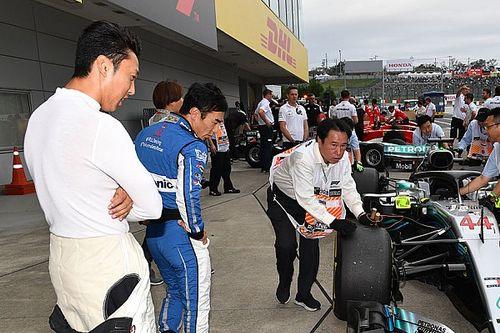 デイモン・ヒル、佐藤琢磨、中嶋一貴……F1日本GPへのゲスト出演が決定