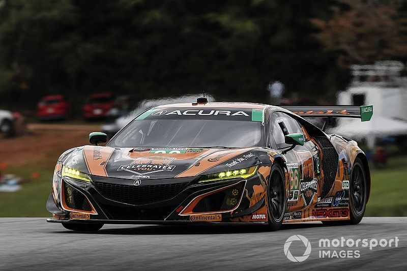 """Legge """"incredibly proud"""" of MSR Acura despite missing title"""