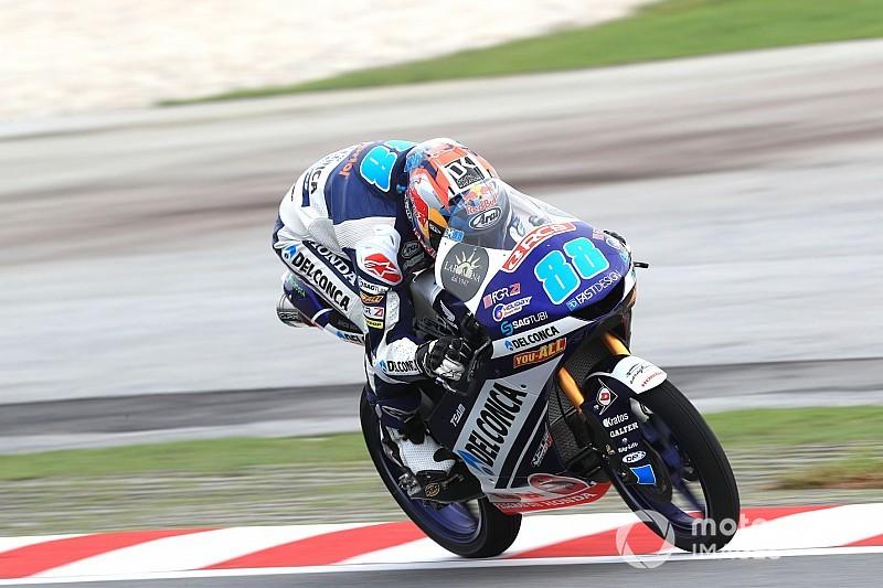 Moto3マレーシア:マルティン、粘りの逆転優勝でチャンピオン獲得!