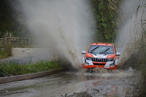 Arunachal INRC: Gill leads Urs after Saturday