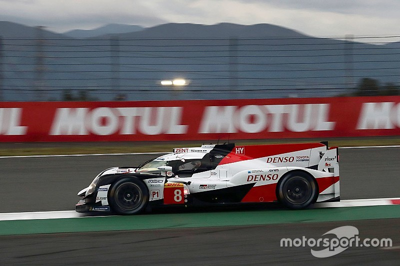 Pole para Alonso en Fuji; el Toyota #7, descalificado