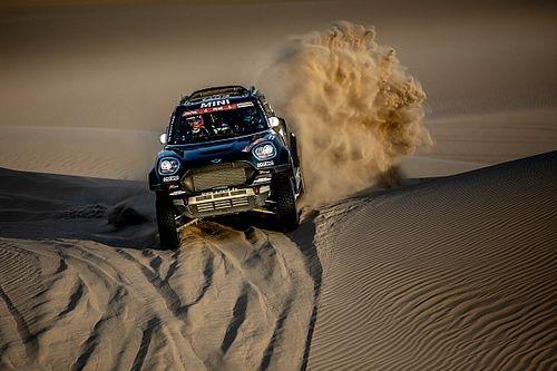 Vidéo - Le résumé de la troisième étape du Dakar