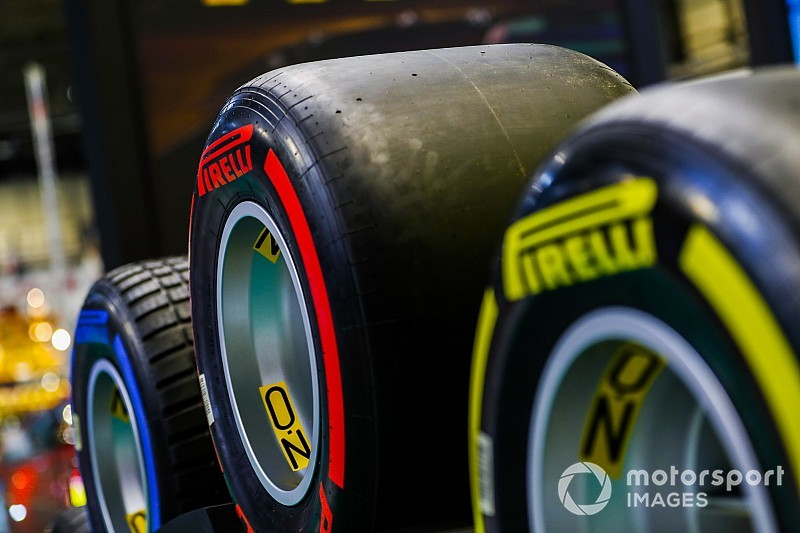 F1 could use prototype 2020 tyres in 2019 races