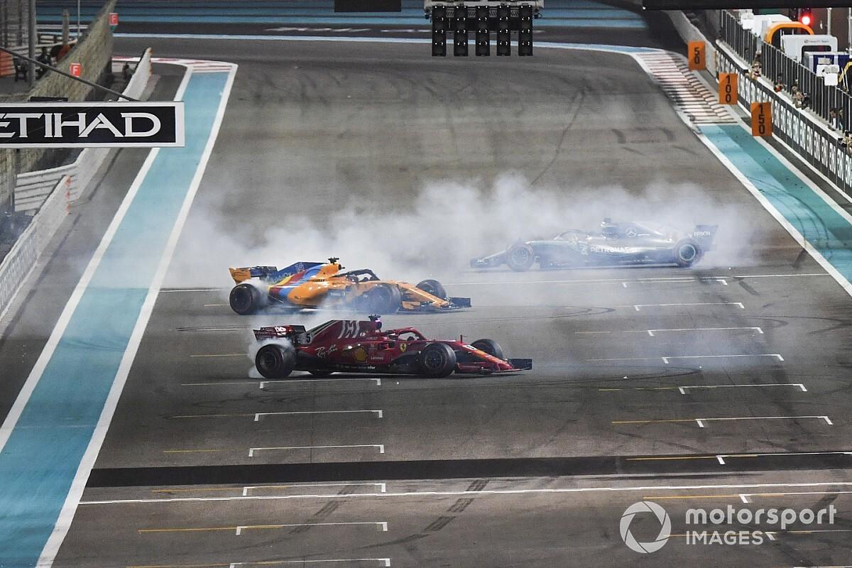 Por que as equipes de F1 não gostam dos 'donuts' de pilotos?