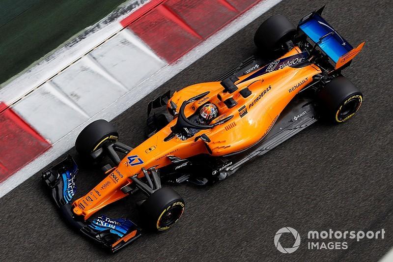 McLaren, isim sponsoru aramıyor