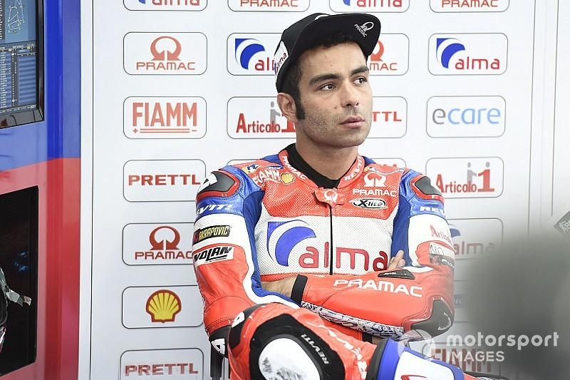 """Ducati diz que contrato de um ano é para """"pressionar"""" Petrucci"""