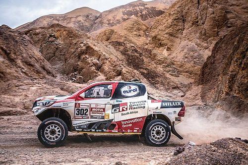 Toyota подготовила план тестов Алонсо для «Дакара»