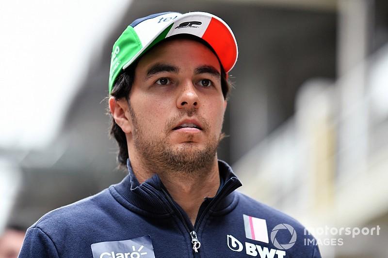 """Perez difende Ocon: """"Esteban ha fatto un errore, ma Max poteva lasciargli più spazio"""""""