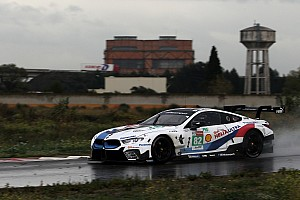 Zanardi completes first IMSA BMW M8 test