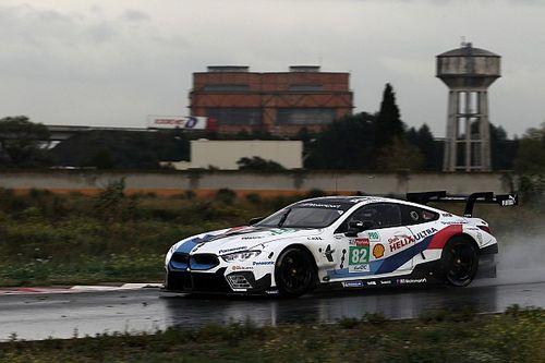 Zanardi ha completato il primo test con la BMW M8 GTE in vista della 24 Ore di Daytona 2019