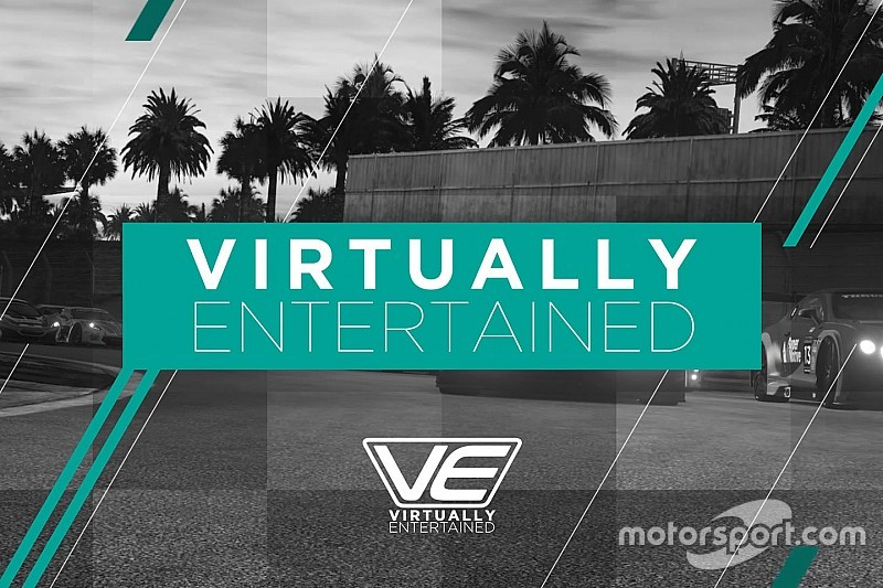 Motorsport Network acquires Virtually Entertained