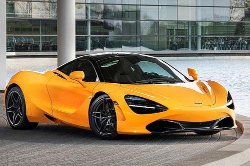 McLaren создала особую 720S в честь своей первой победы в Формуле 1