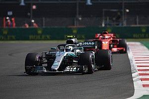 Formel 1 Mexiko 2018: Das Trainingsergebnis in Bildern