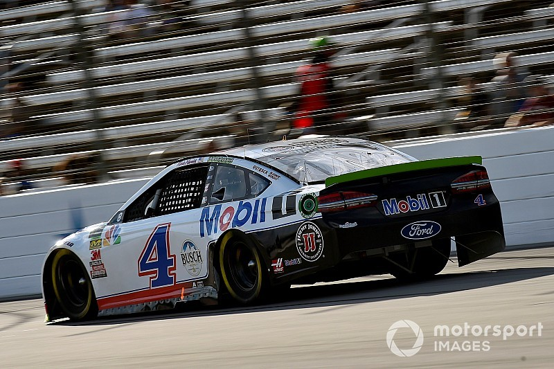 "NASCAR: Harvick infraction ""as black and white as it gets"""