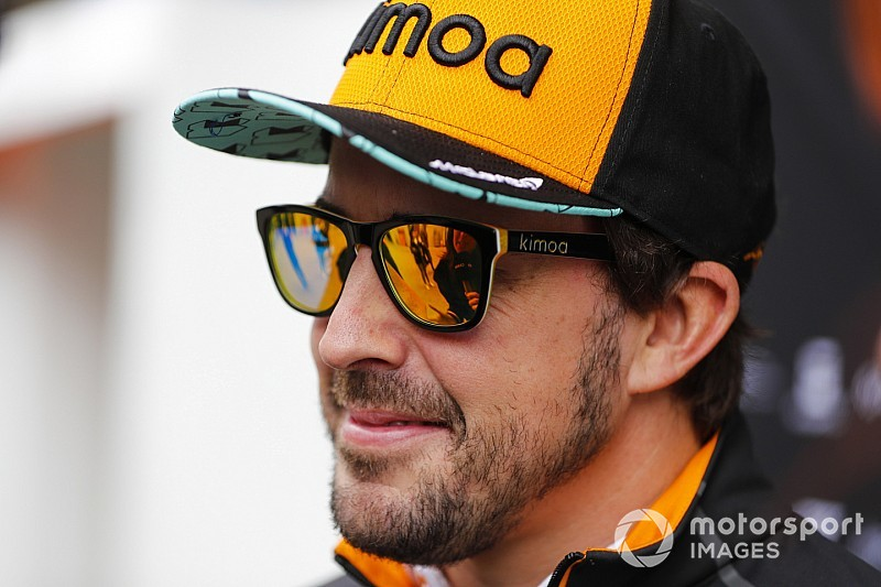 "Alonso: ""It's going to be a privilege for me to drive a NASCAR car"""