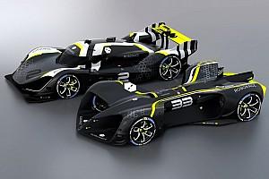 AIが競うハズのロボレース、驚きの方針転換……レースを一部ドライバーが担当