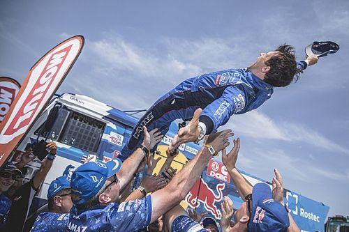 Dakar Stage 10: Kamaz rajai kelas truk